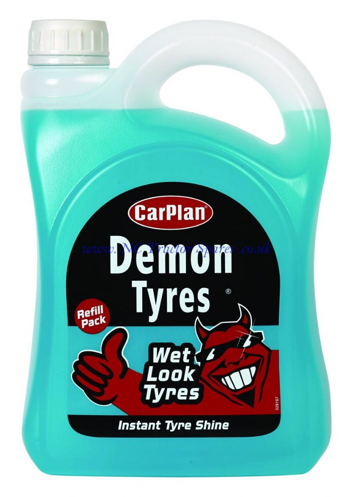 CarPlan Demon Tyres 2LTR
